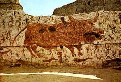 Arte rupestre - Período Neolítico
