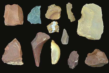 Período Paleolítico - Características