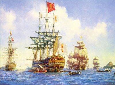 A Expansão Marítima e Comercial da Europa - Estudo Prático