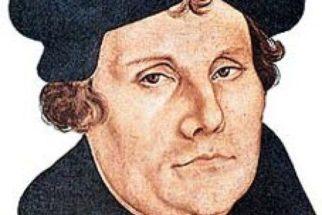 Biografia de Martinho Lutero