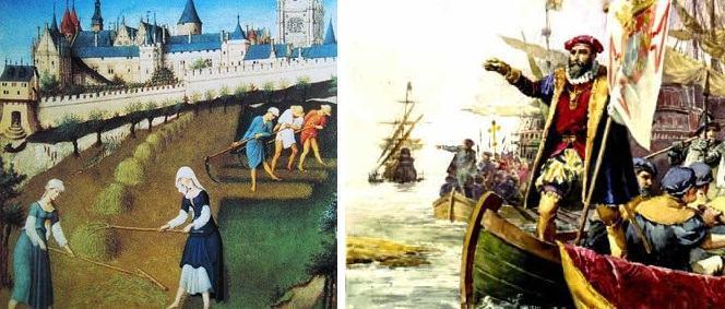 Idade Média e Idade Moderna