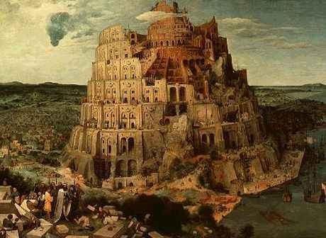 Torre de Babel - História da Mesopotâmia