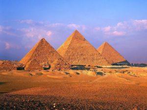 Pirâmides do Antigo Egito