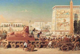 História dos povos Hebreus