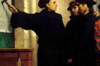 Resumo sobre a Reforma Protestante