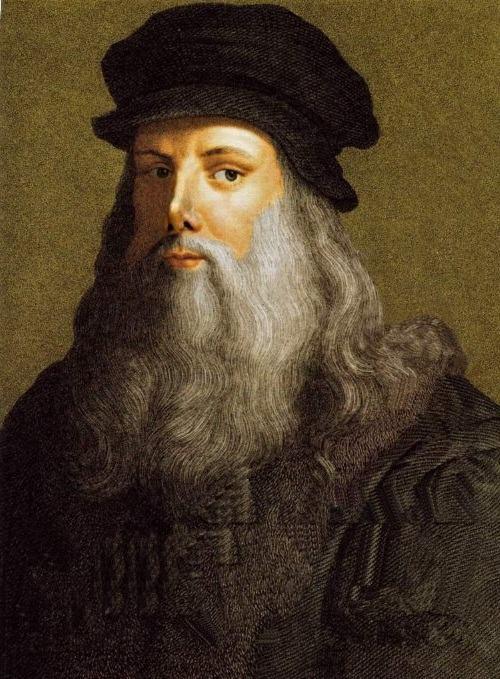 Vida e obra de Leonardo da Vinci - Estudo Prático