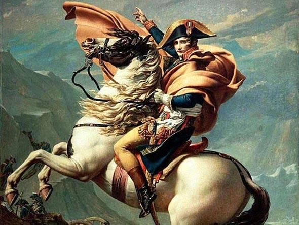 Biografia de Napoleão Bonaparte