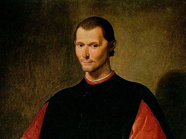 Biografia de Nicolau Maquiavel