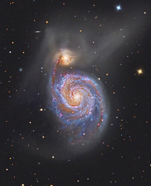 Galáxia do Rodamoinho