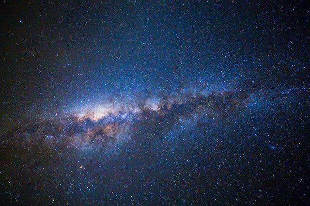 Galáxias - Via Láctea