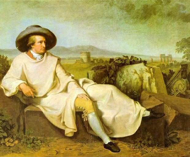 Goethe - Biografia e frases