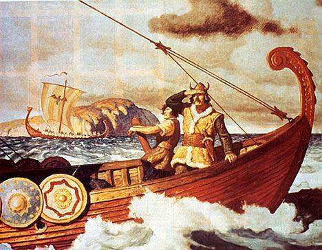 Povos Vikings - História desta civilização