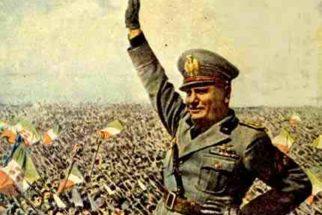 Biografia de Benito Mussolini