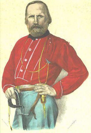 Biografia de Giuseppe Garibaldi
