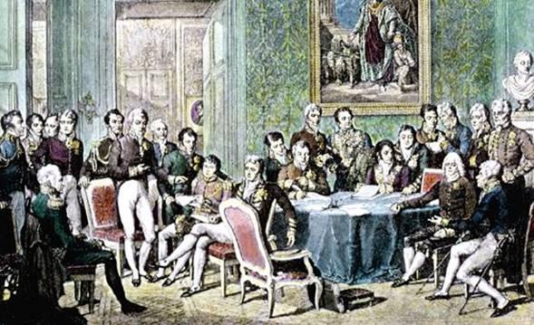 Congresso de Viena (1814) - Estudo Prático