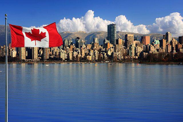 Economia do Canadá - Vancouver
