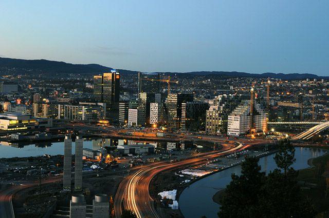 IDH - Noruega, maior IDH