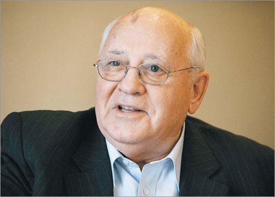 Biografia de Mikhail Gorbatchev