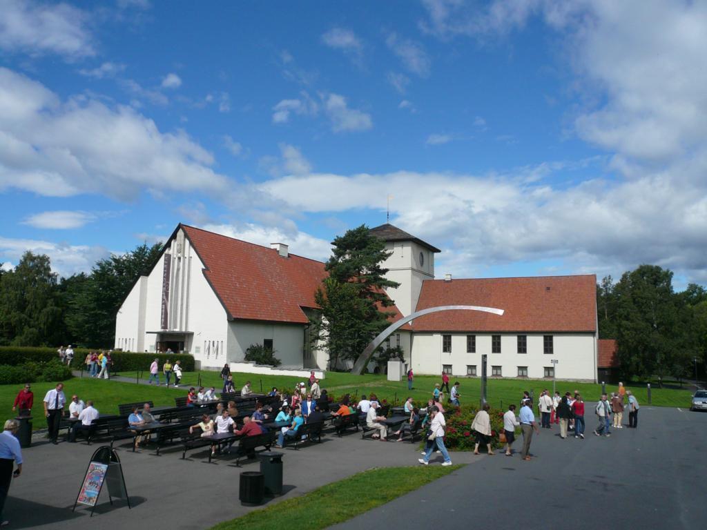 Museu Vikingskipshuset