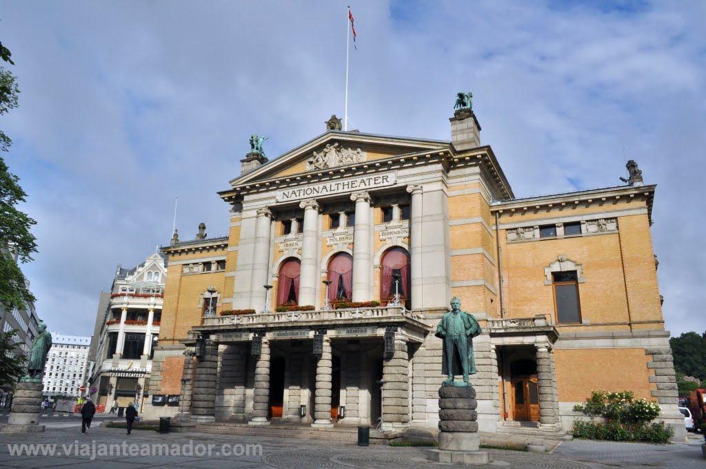 Teatro Nacional de Oslo