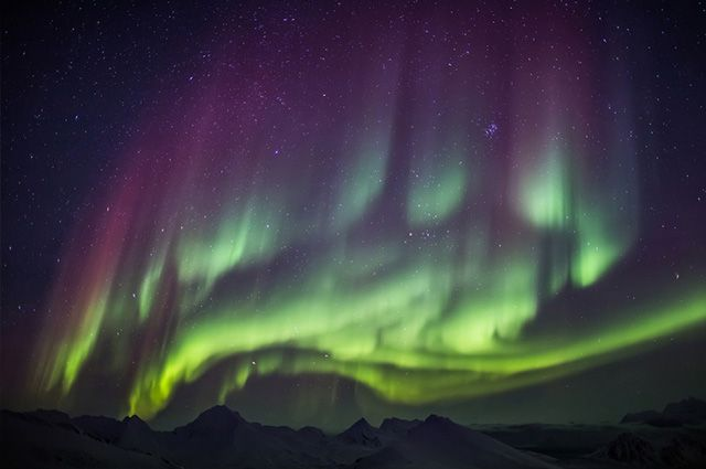 Noruega - Sol da meia-noite