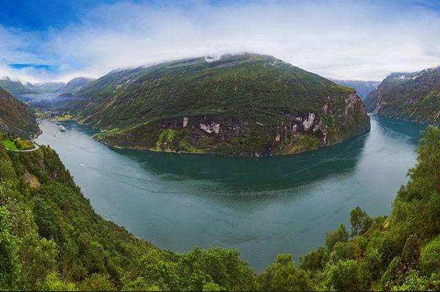 Noruega - Geiranger Fjord