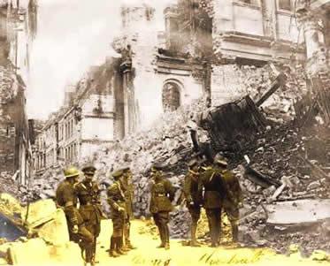 Primeira Guerra Mundial - Resumo