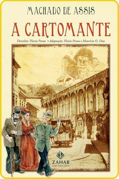 """Resumo do livro """"A Cartomante"""" de Machado de Assis - Estudo ..."""