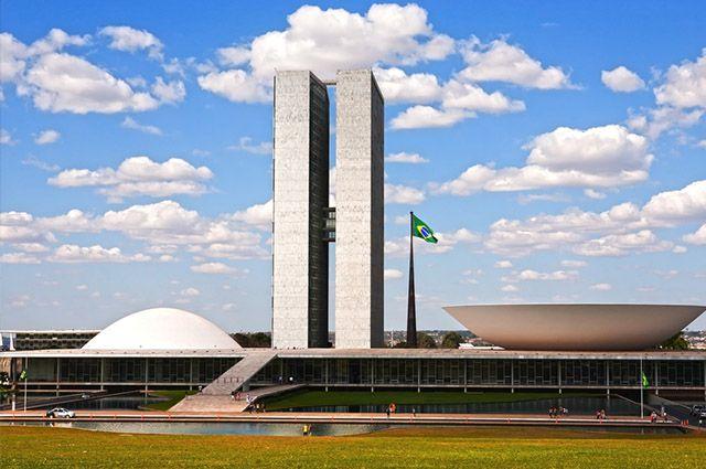 Brasília: História, economia e turismo - Congresso Nacional