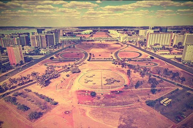 Brasília: História, economia e turismo - Construção de Brasília