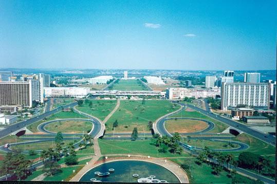 Brasília - História, economia e turismo - Estudo Prático