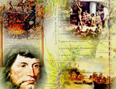 Colonização do Brasil - Resumo do início deste processo - Estudo ...