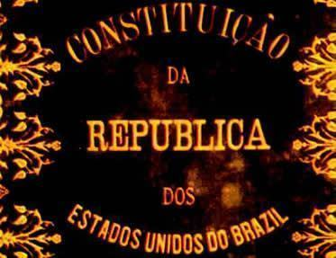 Constituição de 1891 do Brasil