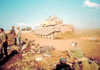 Guerra de Yom Kippur (1973)