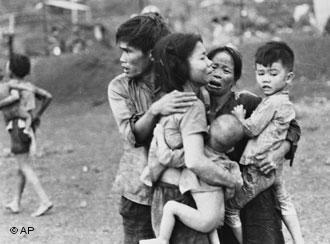 Família durante a guerra