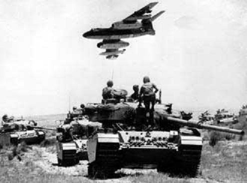 Guerra dos Seis Dias - Resumo sobre suas causas - Estudo Prático