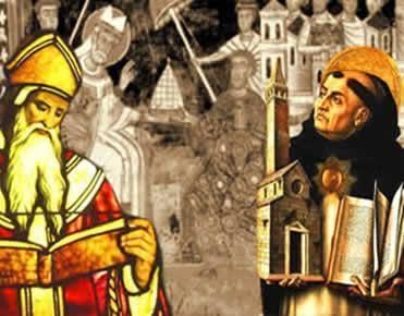 História da filosofia Medieval - Escolas e filósofos - Estudo Prático 33ec2dde873f3
