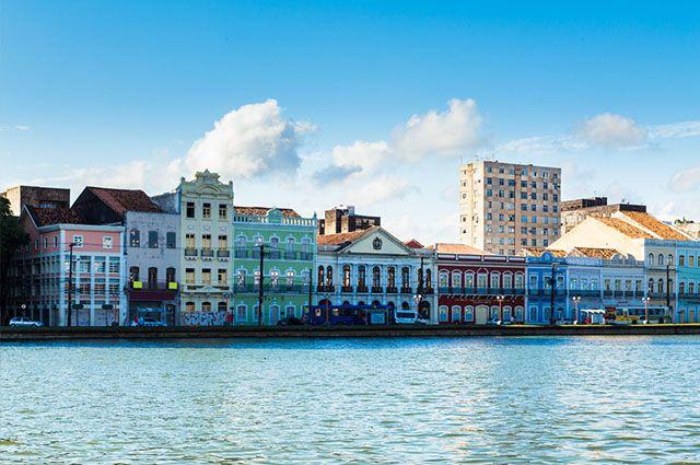 Metrópoles do Brasil - Recife