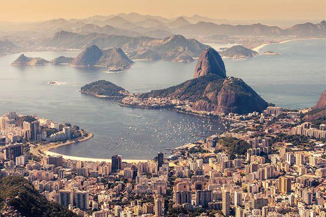 Metrópoles do Brasil - Rio de Janeiro
