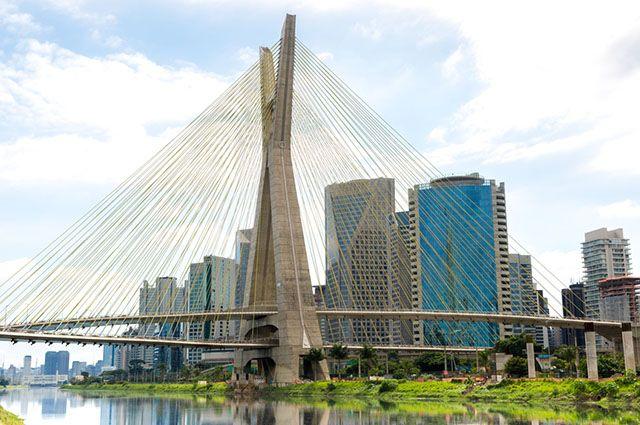 Metrópoles do Brasil - São Paulo