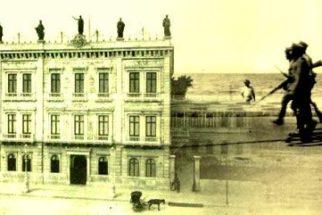Revolta dos dezoito do forte de Copacabana