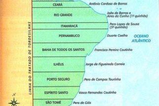 Sistema de Capitanias Hereditárias do Brasil
