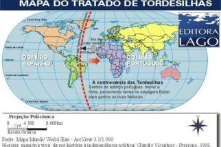 Tratado de Tordesilhas – História, mapa e Brasil
