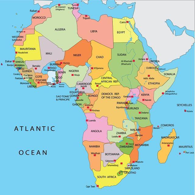 Aspectos da economia da África