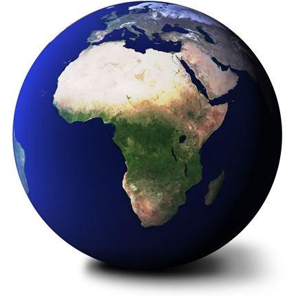 Aspectos da economia da África - Estudo Prático