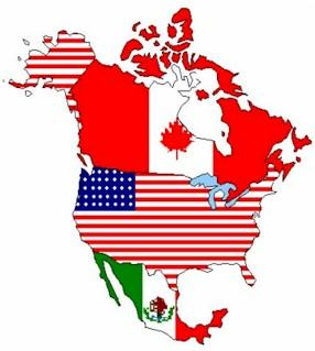 Bloco econômico NAFTA - Países, objetivos e características ...
