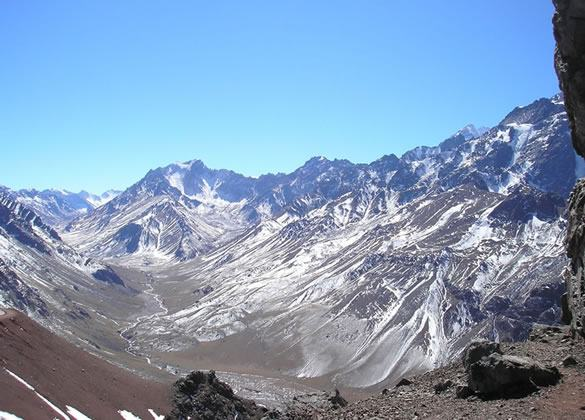 Cordilheira dos Andes - Turismo