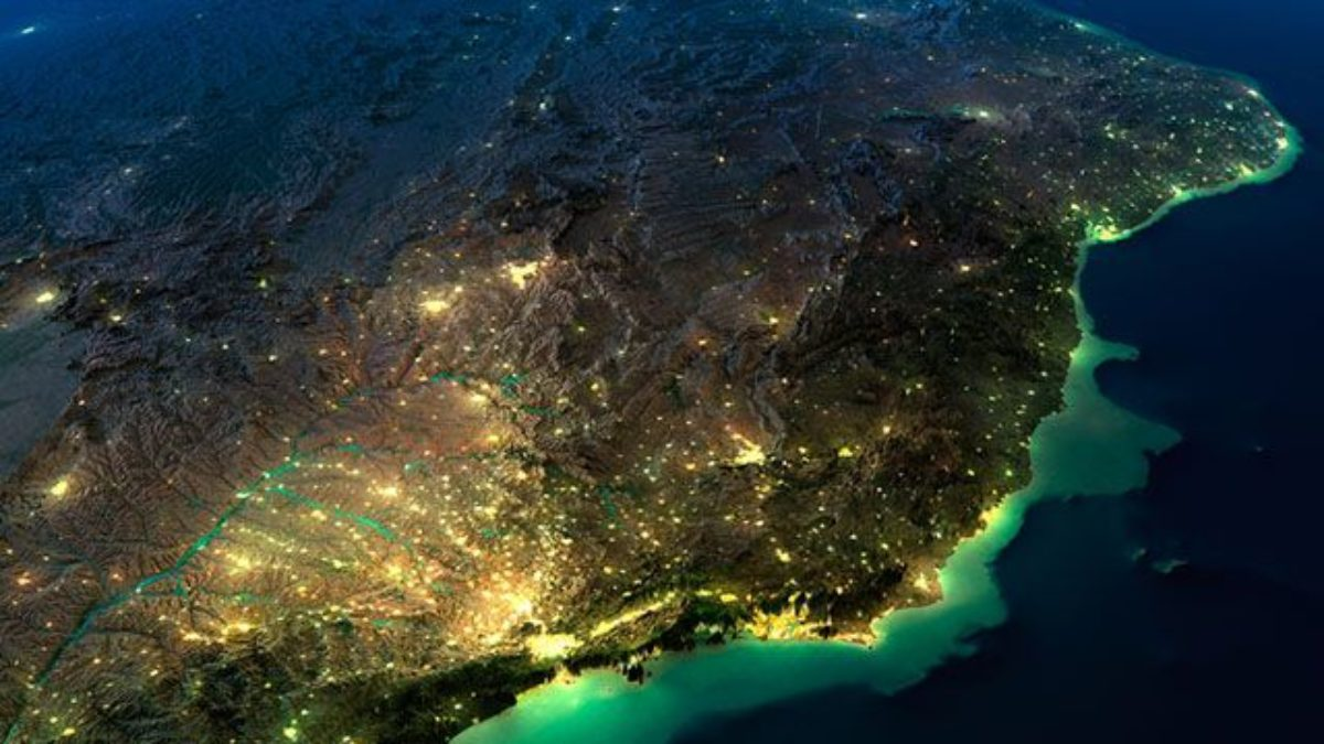 Estrutura Geológica Do Brasil Estudo Prático