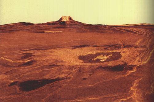 Imagem do Planeta Vênus