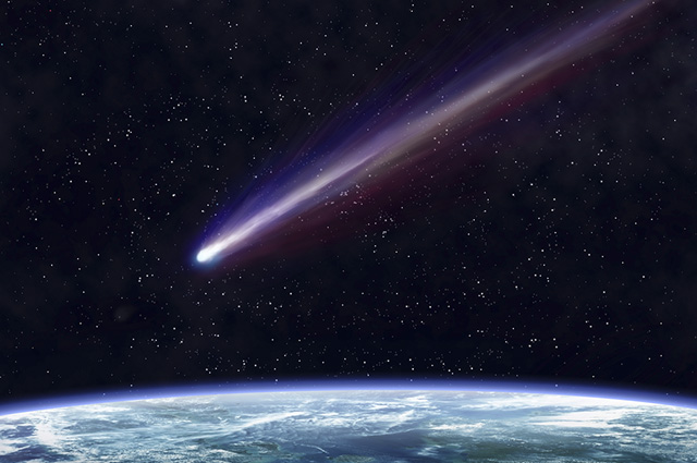 Teoria Cosmozoica ou da Panspermia defendia que a vida na Terra se originou no espaço sideral